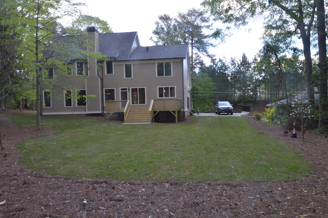 New House Exterior 4
